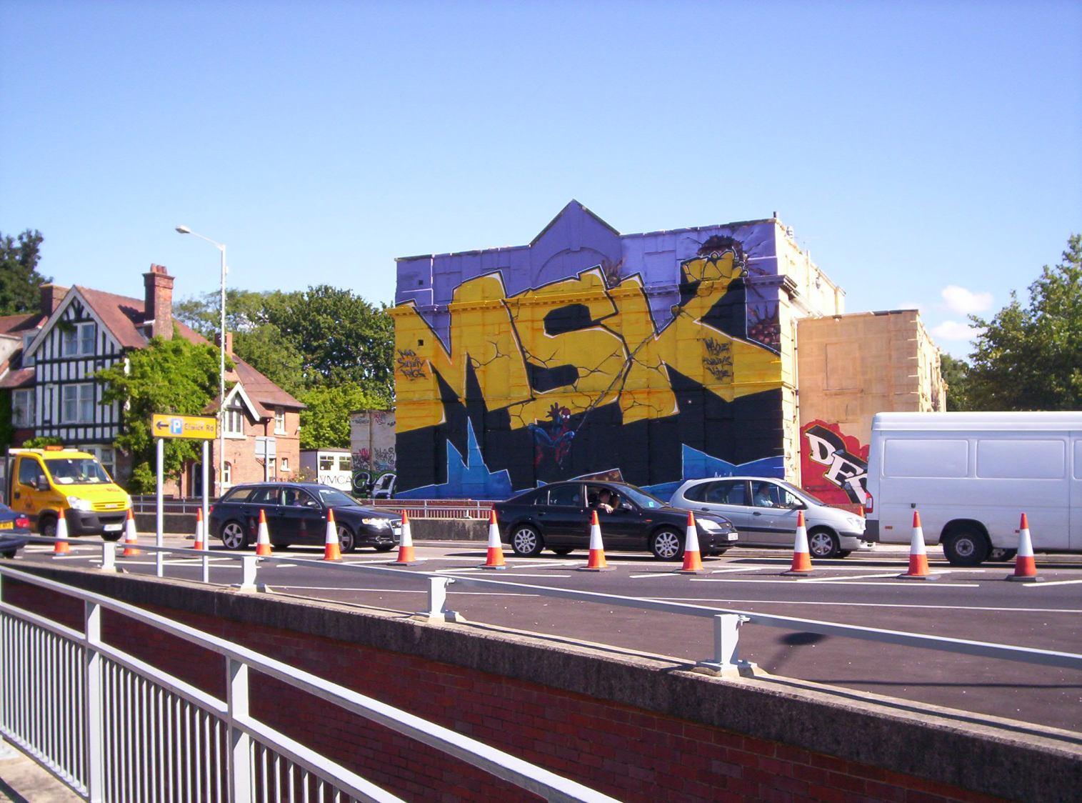 Public Art - Ashford Ring Road2