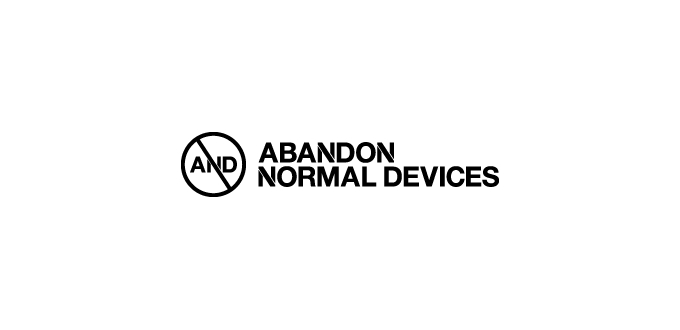 Abandon Normal Devices 29th August – 2ndSeptember