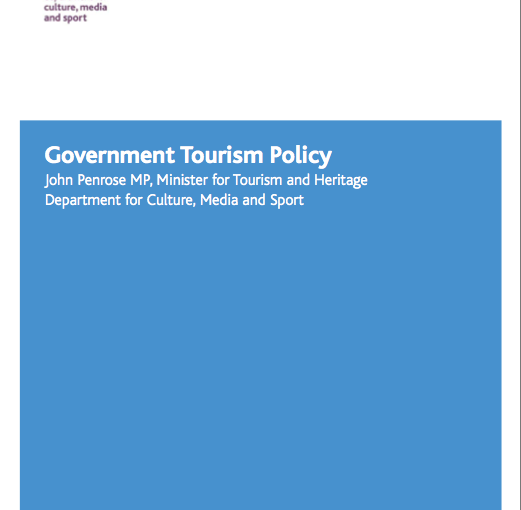 UK Tourism Policy