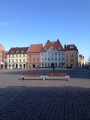 The Hanseatic town of Stralsund