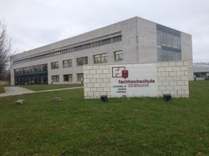 The Business School at the Fachhochschule Stralsund