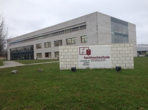 The Business School at the Fachhochschule Stralsund