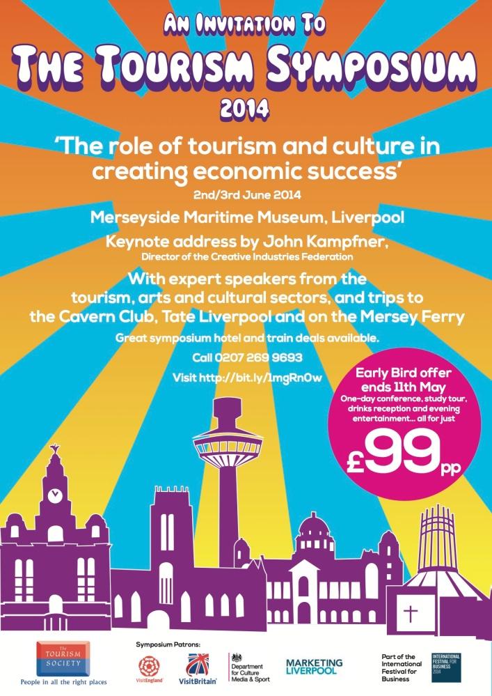 Tourism, culture and economic development: The Tourism Symposium 2014