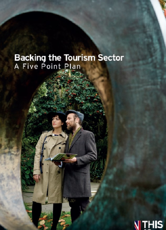 Backing the Tourism Sector? The UK Government's new tourism policy