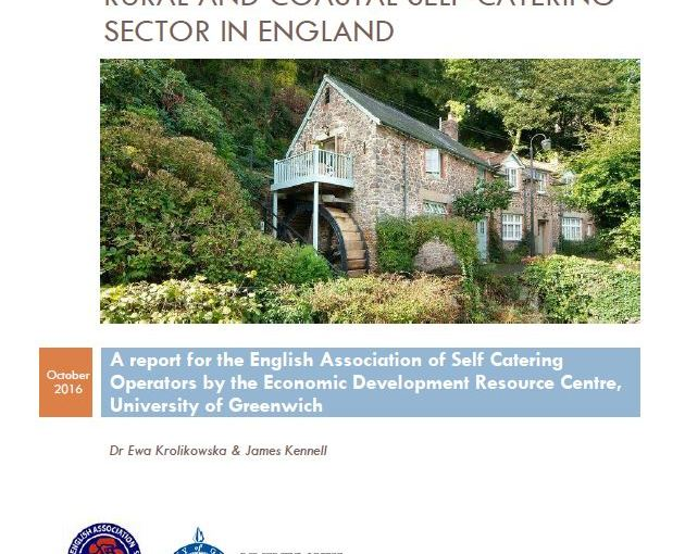 The Economic Impact of the Self Catering Sector inEngland