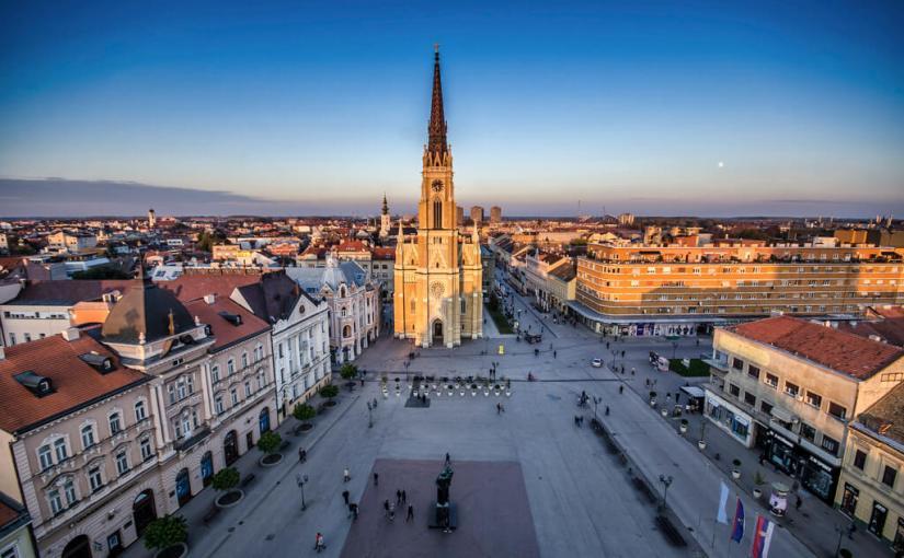Travel Constraints for City Break Travel: Novi Sad,Serbia