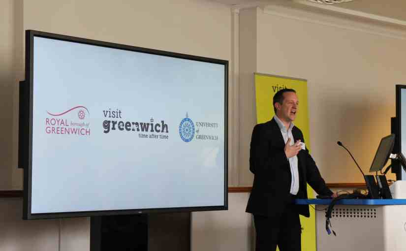 A new Events Strategy for VisitGreenwich